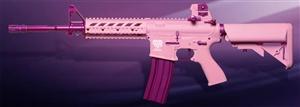 G&G FF15 FEMME FATALE M4 RAIDER LONG AEG AIRSOFT GUN